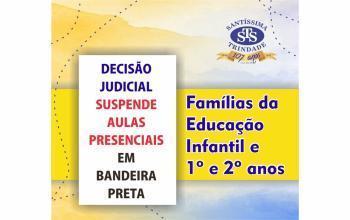 Ação Civil pública suspende aulas presenciais nas escolas públicas e privadas do RS
