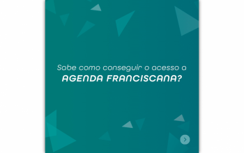 Olha como é fácil conseguir o seu login do App Agenda Franciscana
