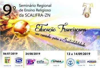 9º Seminário Regional de Ensino Religioso da Scalifra-ZN