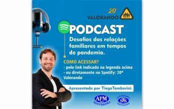 Atenção, Pais!  Podcast do 20º Valorando no ar!