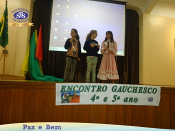 4º e 5º ano - Tarde Gauchesca