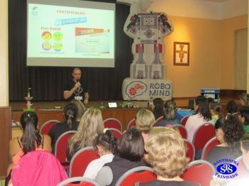 Reunião - Robótica Educacional extracurricular