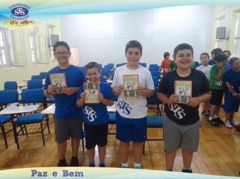 Agenda Escolar Franciscana
