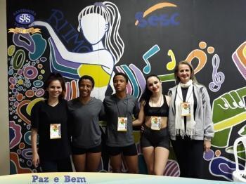 Centro de Dança Santíssima Trindade é premiado em festival