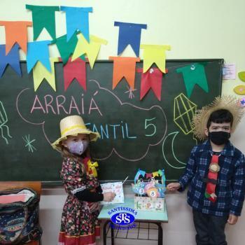 Infantil 5 | Comemorações juninas