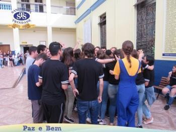 3ª série EM - Convite Profª Paraninfa