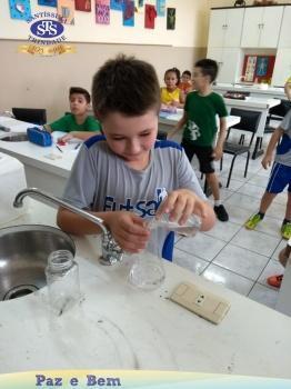 3º ano - Estudo sobre a água