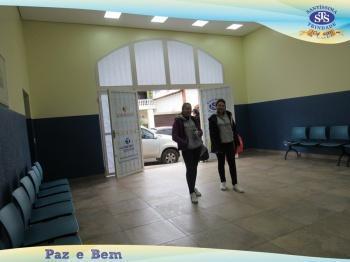 Novo Hall de entrada
