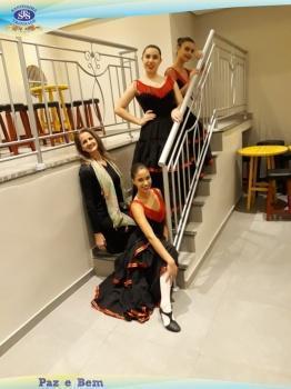 Parabéns, Centro de Dança STS