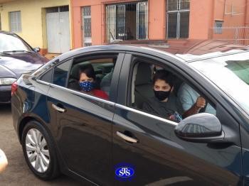 ** | Drive Thru do Bem   ......................                das 16h às 17h