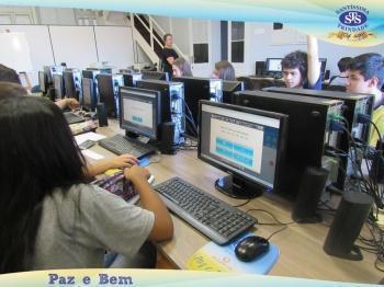 9º ano iniciou o uso da Plataforma Digital Mangahigh