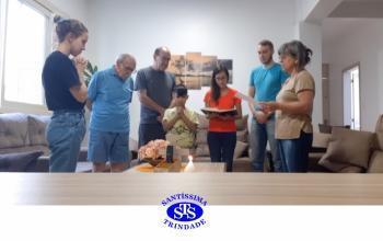 Profissionais do Colégio realizaram Celebração de Páscoa em Família