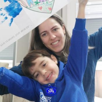 Infantil 4 - homenagem às Mães
