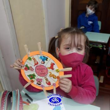 Infantil 5 | Acerte a letra