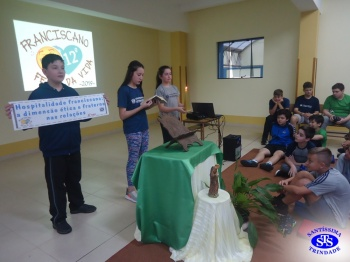 6º ano - 12º Franciscano Feliz da Vida