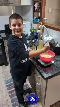 3º ano: receita culinária