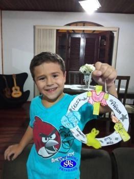 Infantil 5 celebra a Páscoa