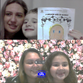 2º ano: atividades com as Mães