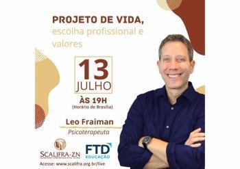 Live com Leo Fraiman
