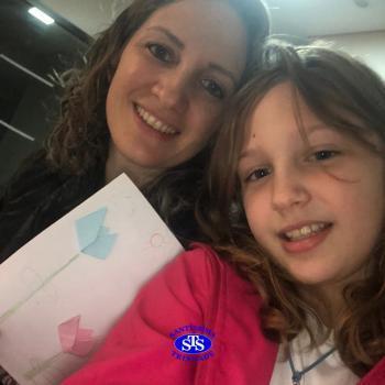 3º ano: atividades com as Mães