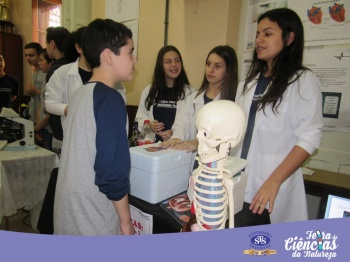 Feira de Ciências da Natureza - 8º e 9º ano