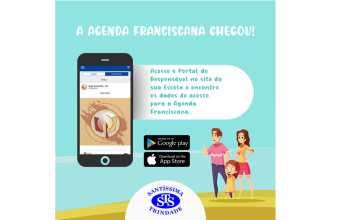 Aplicativo Agenda Franciscana