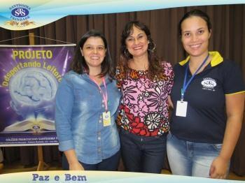 Autor Presente no STS - 6º ao 9º ano