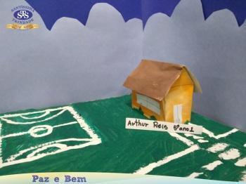 Artes no 5º ano