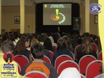Semana de combate ao bullying e de prevenção ao suicídio