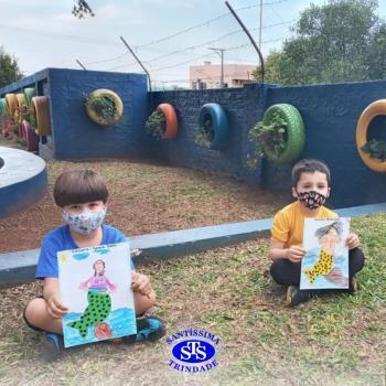 Infantil 4 | Folclore Brasileiro