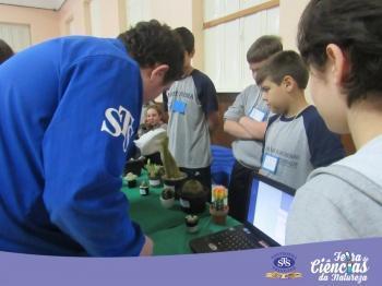 Feira de Ciências da Natureza - 6º e 7º ano