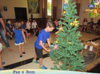 3º ano 2 e 3 - Celebração de Natal