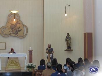 *| Celebração em Ação de Graças pelos 106 anos do Colégio