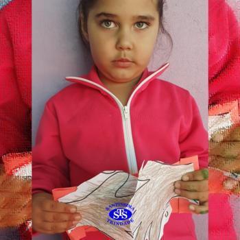 Infantil 4: Você sabe qual é o tamanho de um coração que perdoa?