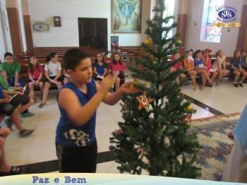 3º ano 1 e 4 - Celebração de Natal
