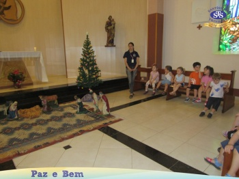 Maternal II - Celebração de Natal