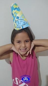 Infantil 5: aniversário do STS