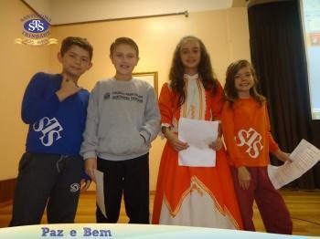 4º ano - Ciranda folclórica