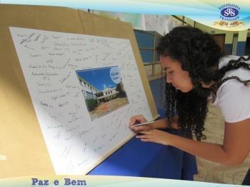 104 anos STS - Quadros de Lembrança