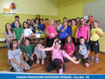 1º ao 5º ano - Lanche Coletivo 105 anos STS