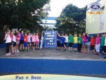 1º ano - Somos da Paz