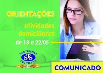Comunicado - 13/05