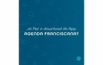Você conhece o App da nossa Rede de Escolas Franciscanas?