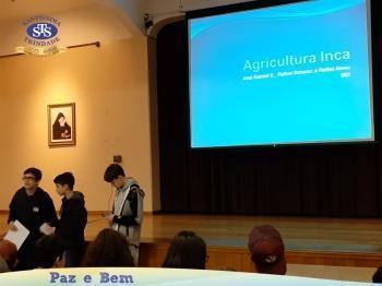 8º ano - Seminário
