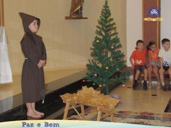 1º ano 2 e 4 - Celebração de Natal