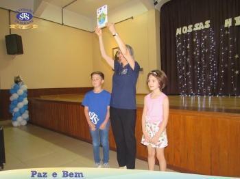2º ano - Lançamento do livro Nossas Histórias