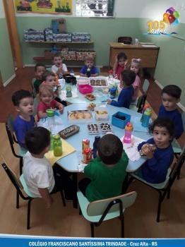 Educação Infantil - 105 anos STS