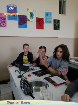 9º ano - Aula Prática