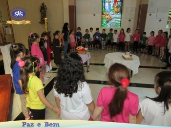 1º ano - Celebração Pascal