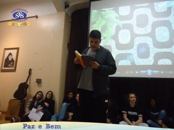 3ª série EM - Sarau de Literatura